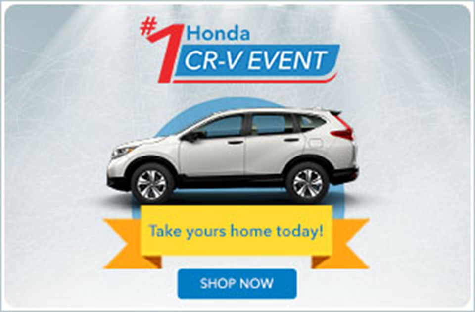 #1 Honda CR-V Event