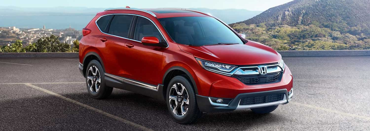 Top Marks for the Honda CR-V (again)