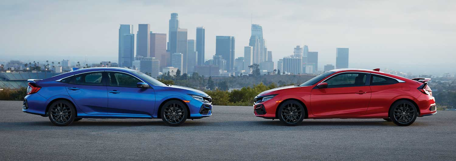 New Styling and Performance Updates for the 2020 Honda Civic Si