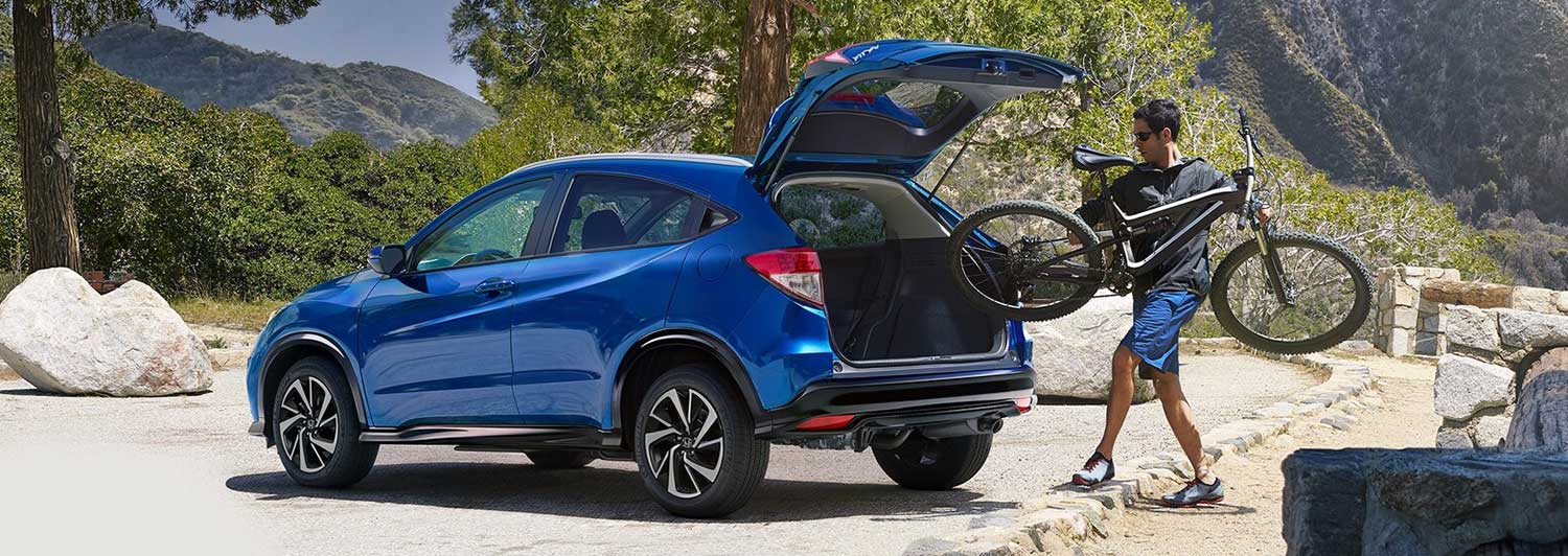 New 2020 Honda HR-V Review