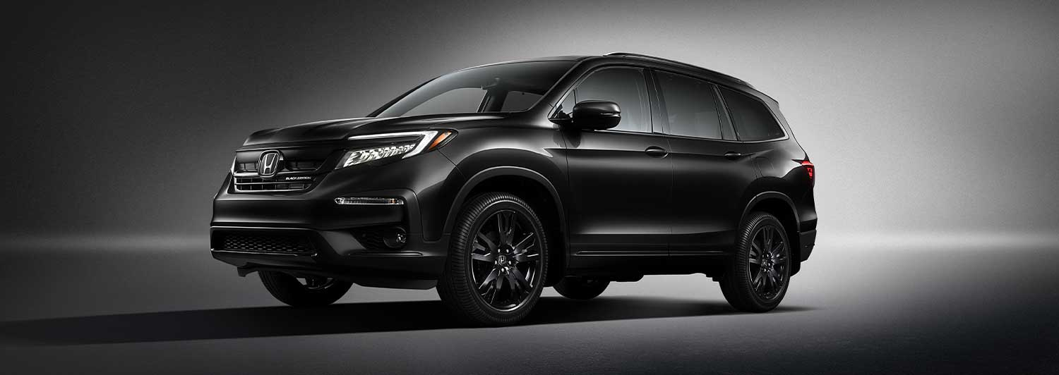 What's included in the 2020 Honda Pilot Black Edition Trim