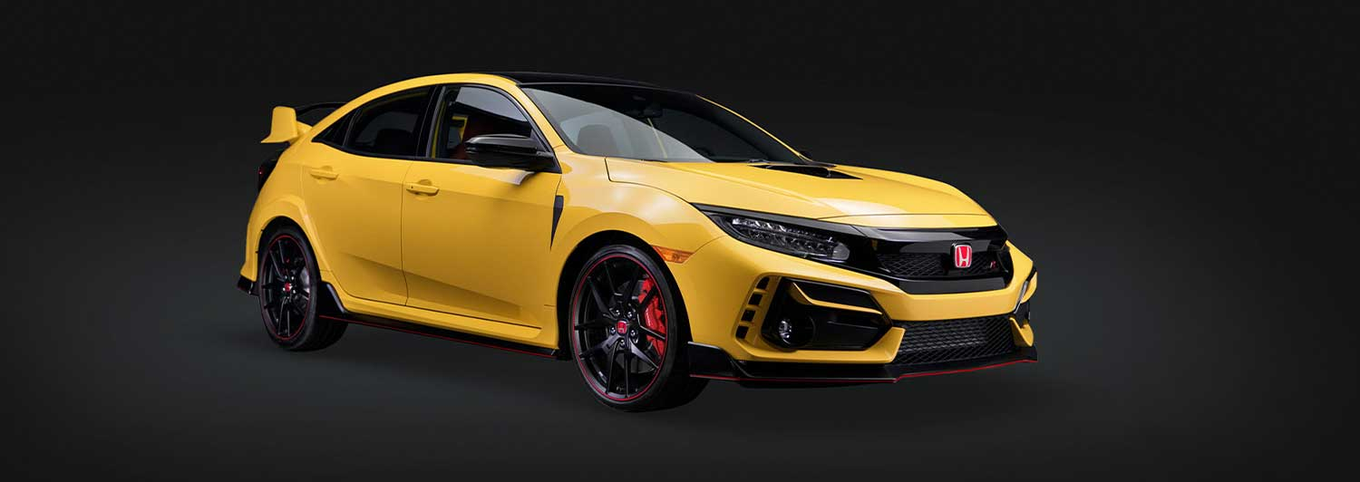 2021 Honda Civic Type R Hits the Streets
