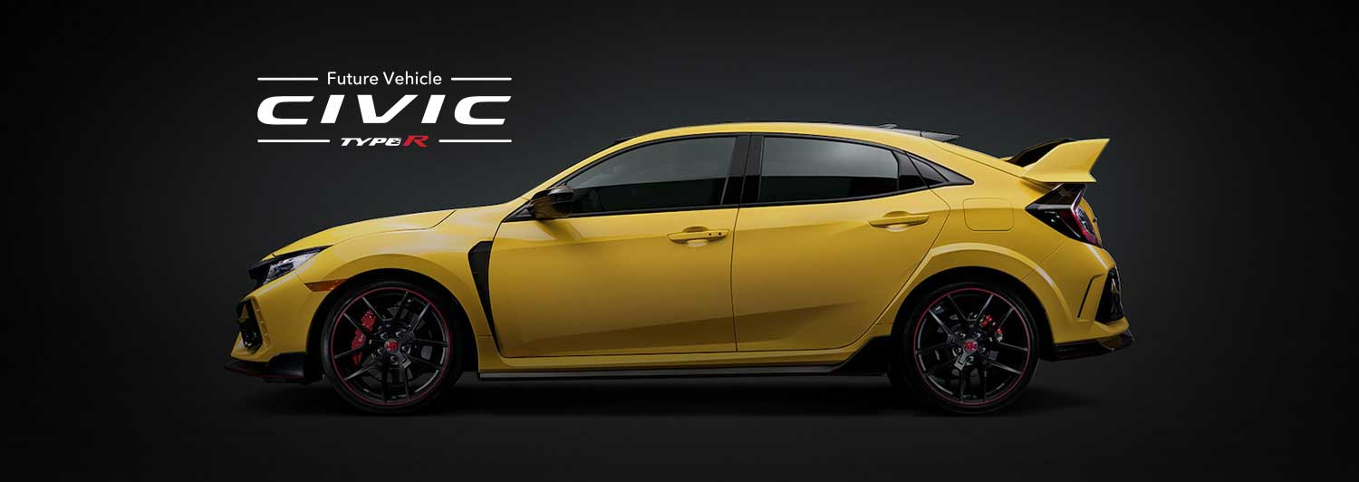 Coming Soon: The 2021 Limited Edition Civic Type R