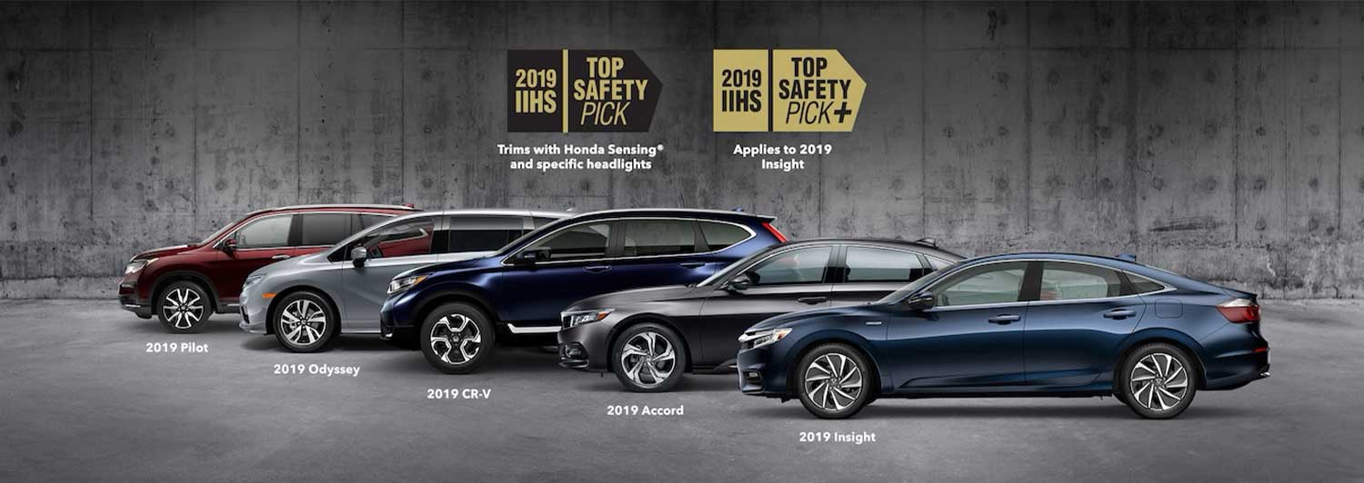 2019 Honda Safety Advancements