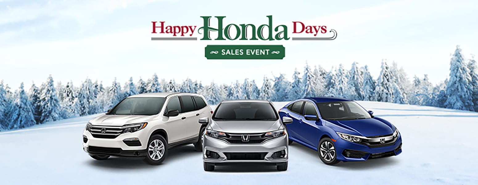 Happy Honda Days at Tracy Honda