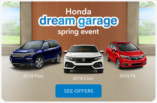 Honda Dream Garage Spring Event 2018